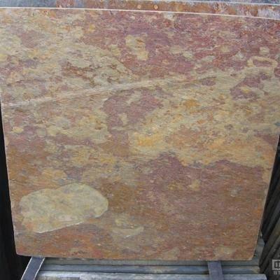 供应板岩锈色平板