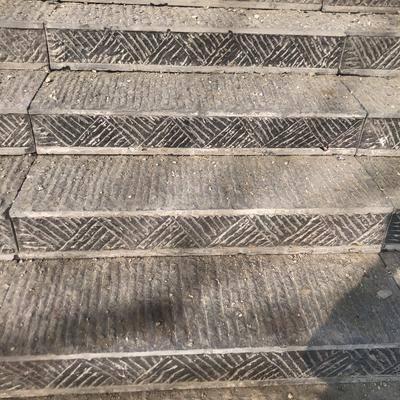 青石梯步石