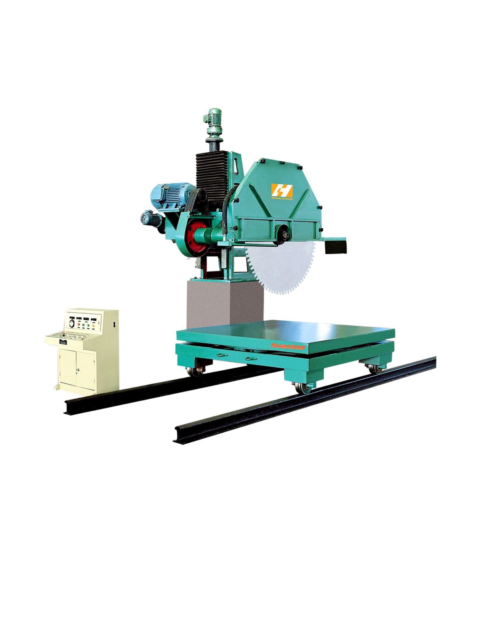 DZJ单臂式组合金刚石圆盘锯石机 石材机械