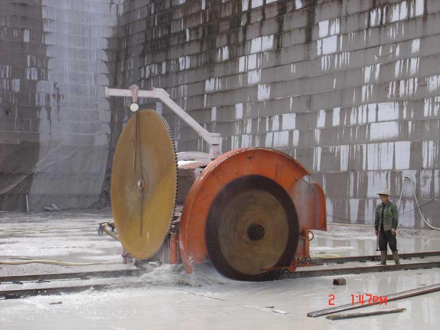 石材机械,矿山采石机