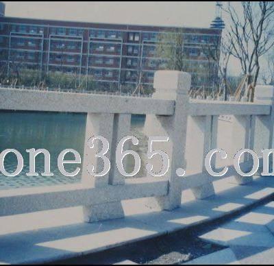 日照城西河桥栏杆