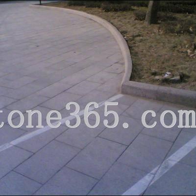 街头镇党委花坛石和地面