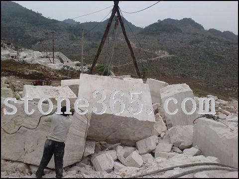 贵州灰白的木纹大理石(如图)