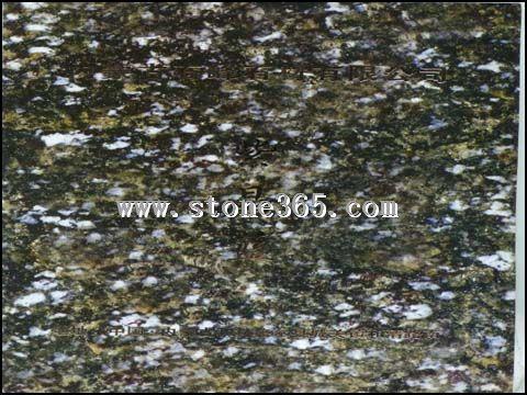 紫晶蓝花岗岩