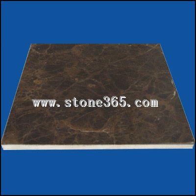 供应啡网纹大理石复合板