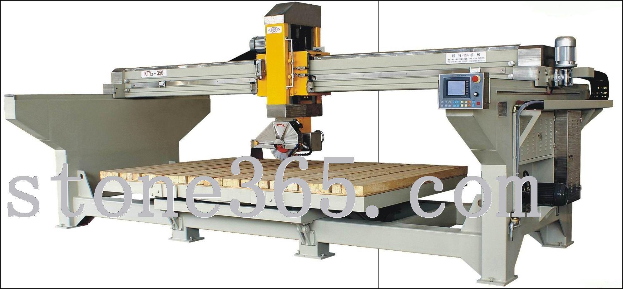 KTY2-350一体桥式自动切割机