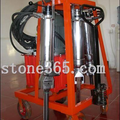 液压分裂机