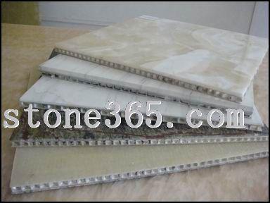 石材--蜂窝复合板