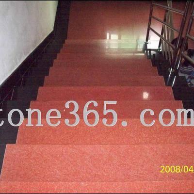 中国红楼梯踏步