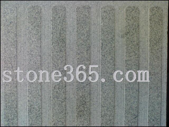 芝麻白盲道石 G603花岗岩