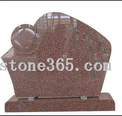 美式花崗巖墓碑,俄羅斯墓碑