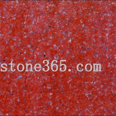 中国红花岗石光板
