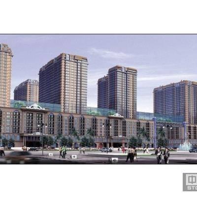 石家庄市东方明珠购物中心(棕钻)