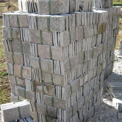粉石英-文化石蘑菇石