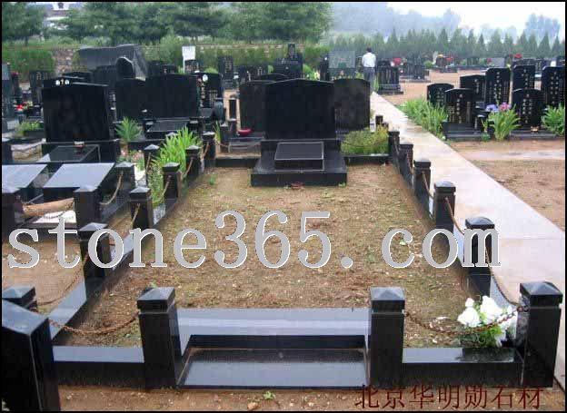 墓碑(黑/绿花岗岩)