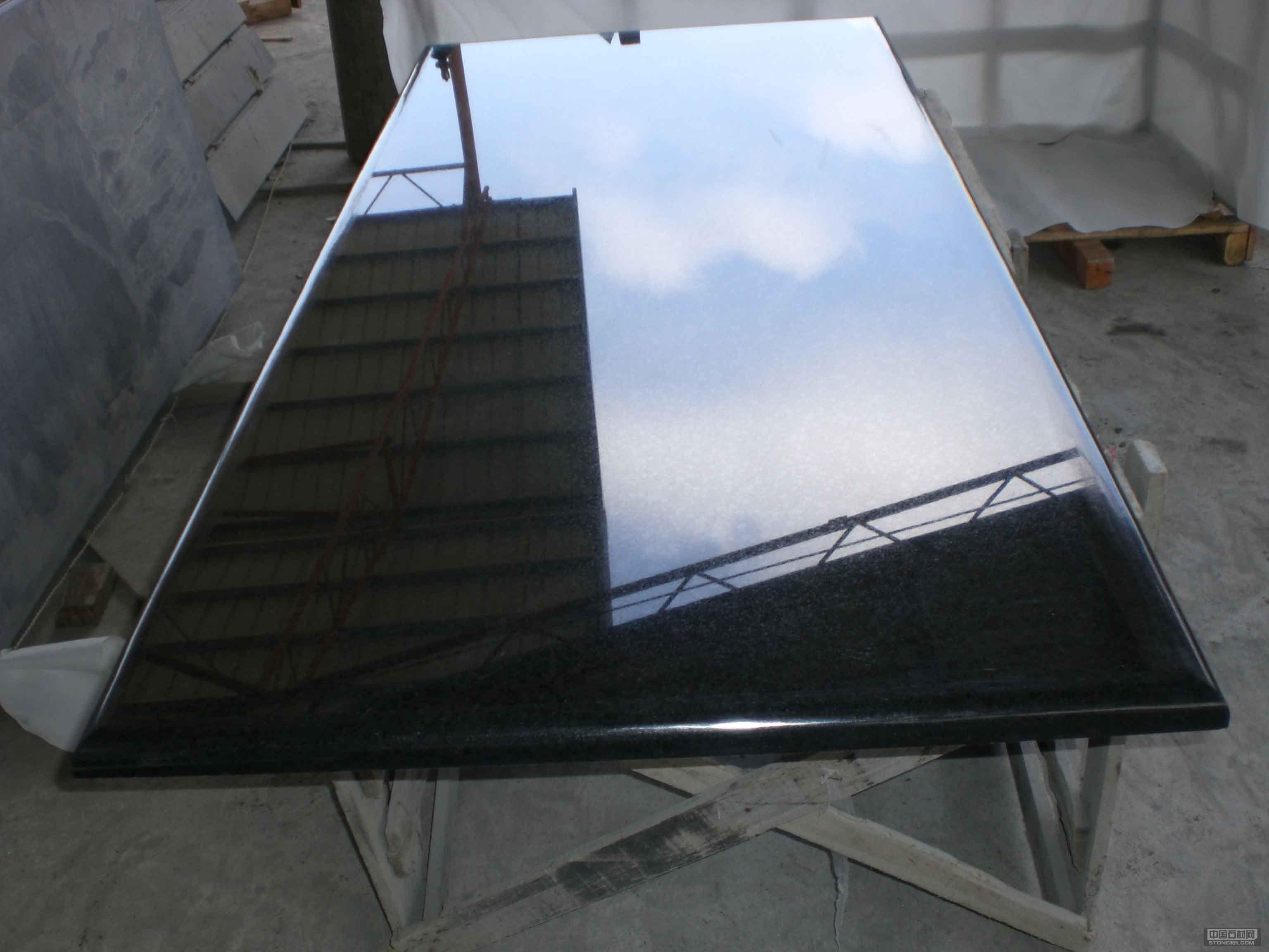 珍珠黑台板