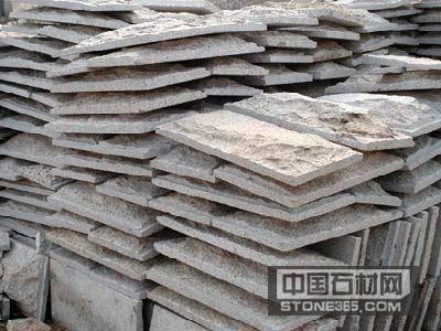 山东绣石蘑菇石