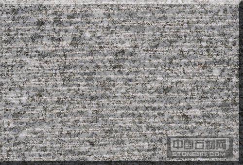 金寨灰麻芝麻黑剁斧面花岗岩