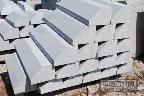 芝麻白异型 河南异型石材