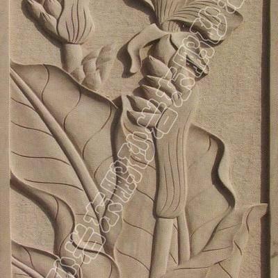 山西砂岩浮雕2
