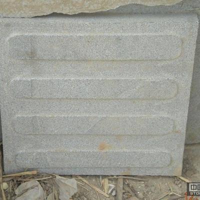 章丘黑盲道石